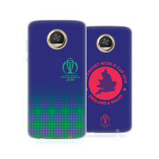 OFFICIAL ICC TYPOGRAPHY CRICKET WORLD CUP SOFT GEL CASE FOR MOTOROLA PHONES
