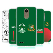 OFFICIAL ICC BANGLADESH CRICKET WORLD CUP SOFT GEL CASE FOR LG PHONES 1