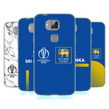 OFFICIAL ICC SRI LANKA CRICKET WORLD CUP SOFT GEL CASE FOR HUAWEI PHONES 2