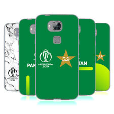 OFFICIAL ICC PAKISTAN CRICKET WORLD CUP SOFT GEL CASE FOR HUAWEI PHONES 2