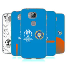 OFFICIAL ICC INDIA CRICKET WORLD CUP SOFT GEL CASE FOR HUAWEI PHONES 2