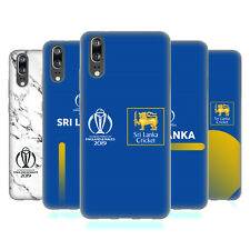 OFFICIAL ICC SRI LANKA CRICKET WORLD CUP SOFT GEL CASE FOR HUAWEI PHONES