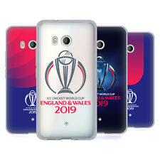 OFFICIAL ICC CWC 2019 CRICKET WORLD CUP SOFT GEL CASE FOR HTC PHONES 1