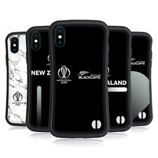 OFFICIAL ICC NEW ZEALAND CRICKET WORLD CUP HYBRID CASE FOR APPLE iPHONES PHONES
