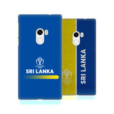 OFFICIAL ICC SRI LANKA CRICKET WORLD CUP HARD BACK CASE FOR XIAOMI PHONES