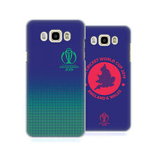 OFFICIAL ICC TYPOGRAPHY CRICKET WORLD CUP HARD BACK CASE FOR SAMSUNG PHONES 3