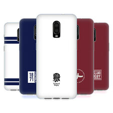 ENGLAND RUGBY UNION 2017/18 STRIPES AND BADGES GEL CASE FOR AMAZON ASUS ONEPLUS