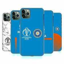 OFFICIAL ICC INDIA CRICKET WORLD CUP HARD BACK CASE FOR APPLE iPHONE PHONES