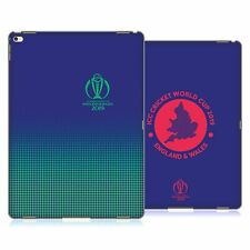 INTERNATIONAL CRICKET COUNCIL TYPOGRAPHY CRICKET WORLD CUP CASE FOR APPLE iPAD