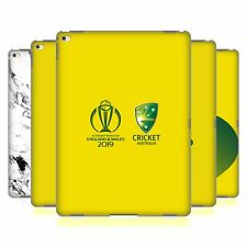 OFFICIAL ICC AUSTRALIA CRICKET WORLD CUP HARD BACK CASE FOR APPLE iPAD