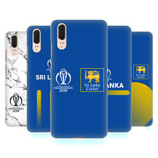 OFFICIAL ICC SRI LANKA CRICKET WORLD CUP HARD BACK CASE FOR HUAWEI PHONES 1