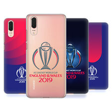 OFFICIAL ICC CWC 2019 CRICKET WORLD CUP HARD BACK CASE FOR HUAWEI PHONES 1
