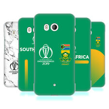 OFFICIAL ICC SOUTH AFRICA CRICKET WORLD CUP HARD BACK CASE FOR HTC PHONES 1