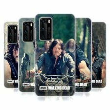OFFICIAL AMC THE WALKING DEAD DARYL DIXON HARD BACK CASE FOR HUAWEI PHONES 1