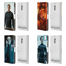 STAR TREK MOVIE STILLS DARKNESS XII LEATHER BOOK CASE FOR MICROSOFT NOKIA PHONES
