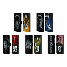 STAR TREK CHARACTERS REBOOT XI LEATHER BOOK CASE FOR MICROSOFT NOKIA PHONES