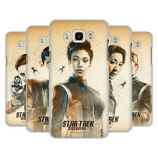 OFFICIAL STAR TREK DISCOVERY GRUNGE CHARACTERS BACK CASE FOR SAMSUNG PHONES 3