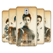 OFFICIAL STAR TREK DISCOVERY GRUNGE CHARACTERS BACK CASE FOR SAMSUNG PHONES 2