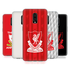 OFFICIAL LIVERPOOL FOOTBALL CLUB RETRO CREST GEL CASE FOR AMAZON ASUS ONEPLUS