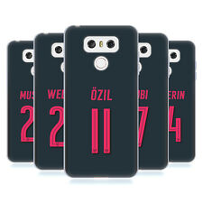 OFFICIAL ARSENAL FC 2017/18 PLAYERS THIRD KIT GROUP 1 GEL CASE FOR LG PHONES 1