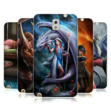 OFFICIAL ANNE STOKES DRAGON FRIENDSHIP 2 SOFT GEL CASE FOR SAMSUNG PHONES 2