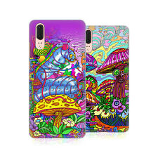 OFFICIAL HOWIE GREEN MUSHROOMS HARD BACK CASE FOR HUAWEI PHONES 1