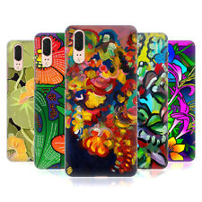 OFFICIAL HOWIE GREEN FLOWERS HARD BACK CASE FOR HUAWEI PHONES 1