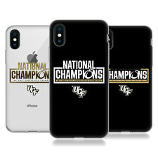 OFFICIAL UNIVERSITY OF CENTRAL FLORIDA UCF 2 GEL CASE FOR APPLE iPHONE PHONES
