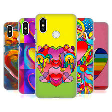 OFFICIAL HOWIE GREEN HEARTS HARD BACK CASE FOR XIAOMI PHONES