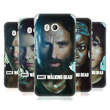 OFFICIAL AMC THE WALKING DEAD CHARACTERS HARD BACK CASE FOR HTC PHONES 1