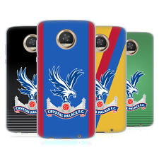 OFFICIAL CRYSTAL PALACE FC 2016/17 PLAYERS KIT SOFT GEL CASE FOR MOTOROLA PHONES