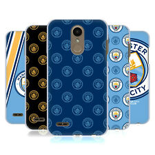 OFFICIAL MANCHESTER CITY MAN CITY FC 2017/18 BADGE BACK CASE FOR LG PHONES 1