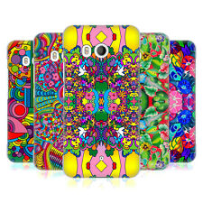 OFFICIAL HOWIE GREEN PATTERN HARD BACK CASE FOR HTC PHONES 1