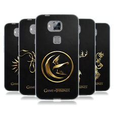 OFFICIAL HBO GAME OF THRONES SIGILS SOFT GEL CASE FOR HUAWEI PHONES 2