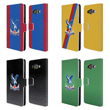 CRYSTAL PALACE FC 2016/17 PLAYERS KIT LEATHER BOOK CASE FOR SAMSUNG PHONES 2