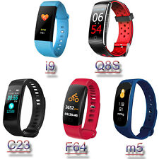 Smartwatch Band Reloj Inteligente Bluetooth Impermeable Para Android/IOS 5models