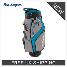 ***BEN SAYERS DLX GOLF CART BAG - NEW 2018 - ASSORTED COLOURS!!!***