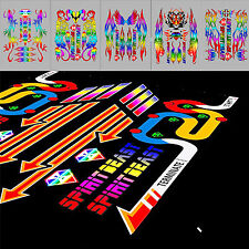 Motorcycle Decorative Paste Waterproof Car Stickers Decal Fuel Tank Body Frame