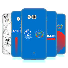 OFFICIAL ICC AFGHANISTAN CRICKET WORLD CUP HARD BACK CASE FOR HTC PHONES 1