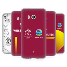 OFFICIAL ICC WEST INDIES CRICKET WORLD CUP SOFT GEL CASE FOR HTC PHONES 1