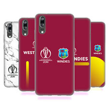 OFFICIAL ICC WEST INDIES CRICKET WORLD CUP SOFT GEL CASE FOR HUAWEI PHONES