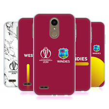 OFFICIAL ICC WEST INDIES CRICKET WORLD CUP SOFT GEL CASE FOR LG PHONES 1