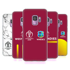 OFFICIAL ICC WEST INDIES CRICKET WORLD CUP SOFT GEL CASE FOR SAMSUNG PHONES 1