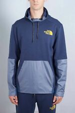 THE NORTH FACE Uomo - Felpa con cappuccio Vista Tek blu
