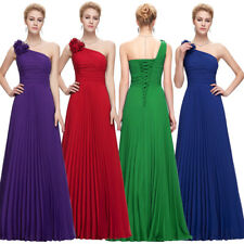 Ball New Evening Dress Prom Size One Pageant Party Wedding Long Bridesmaid Gown