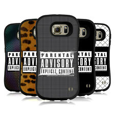 OFFICIAL PARENTAL ADVISORY PUNK ROCK HYBRID CASE FOR SAMSUNG PHONES
