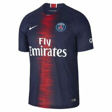 NIKE MENS PSG HOME JERSEY 2018/2019 NAVY/RED 894432 411