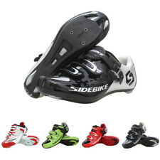 New Size 35-45 SPD Fashion Cycling Shoes Bicycle Lock Breathable 2018 Outdoor
