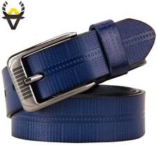 Genuine leather belts for women Fashion Pin buckle woman belt High quality Secon
