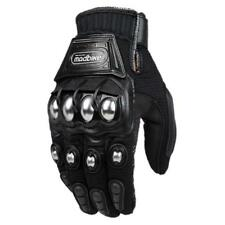 Alloy Steel Madbike Motorcycle Gloves Touch Screen Racing Guantes Motorbike Luva